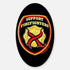 ThinRedLine SupportFirefighte Decal
