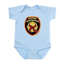 ThinRedLine SupportFirefighte Infant Bodysuit