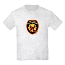 ThinRedLine SupportFirefighte T-Shirt