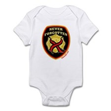 Thin Red Line NeverForgotten Infant Bodysuit