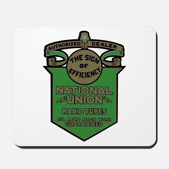 National Union Dealer Mousepad
