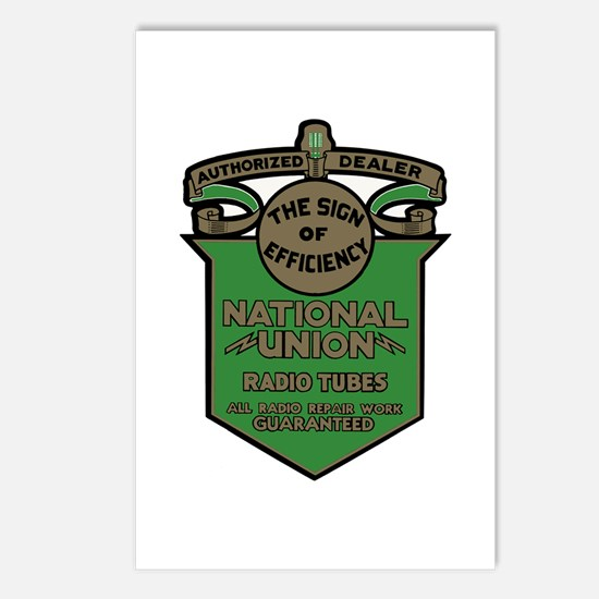 National Union Dealer Postcards (Package of 8)
