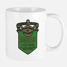 National Union Dealer Mug