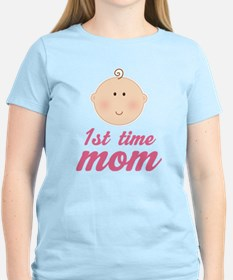 Cute First Time Mom T-Shirt