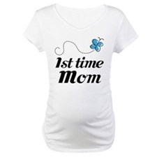 Pretty 1st Time Mom Shirt