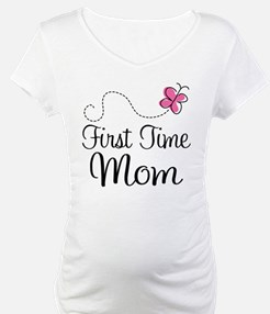 Fun 1st Time Mom Shirt