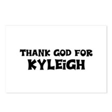 Thank God For Kyleigh Postcards (Package of 8)