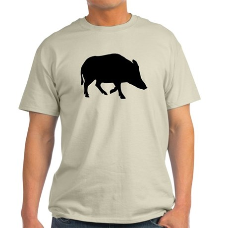 Wild pig - boar Light T-Shirt