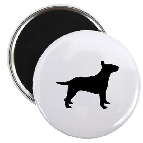 """Bull terrier 2.25"""" Magnet (100 pack)"""