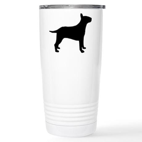 Bull terrier Stainless Steel Travel Mug