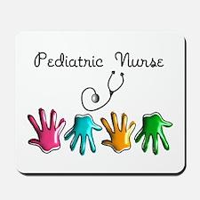 Pediatric Nurse Mousepad