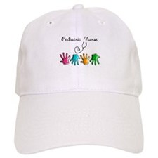 Pediatric Nurse Baseball Cap