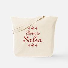 Salsa Tote Bag