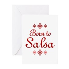 Salsa Greeting Cards (Pk of 10)