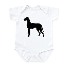 Great Dane Infant Bodysuit