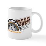 Steel Belted Radio Mug