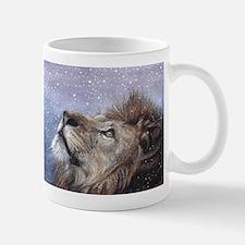 Winter Lion Mug