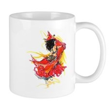 Cute Bellydancer Mug