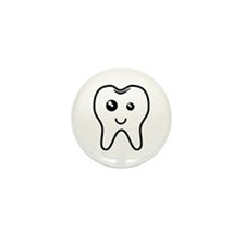 The Tooth Mini Button (100 pack)