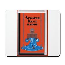 Atwater Kent Radio Mousepad