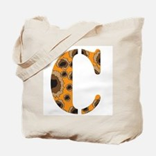 The Letter 'C' Tote Bag