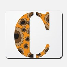 The Letter 'C' Mousepad