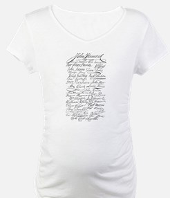 Declaration of Independence S Shirt
