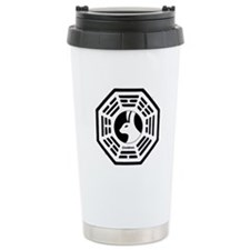 The Looking Glass Stainless Steel Travel Mug