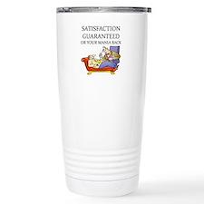 funny therapist Travel Mug