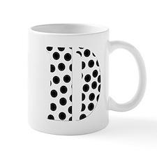The Letter 'D' Mug