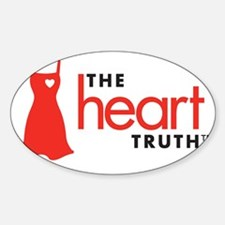 Heart Health for Women Decal