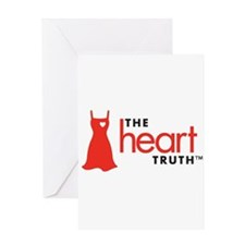 Heart Health for Women Greeting Card