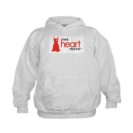 Heart Health for Women Kids Hoodie