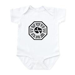 The Swan Infant Bodysuit