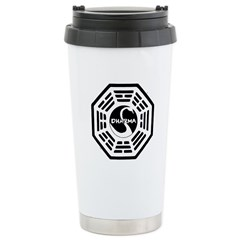 The Swan Travel Mug