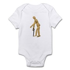 Using a Cane Infant Bodysuit
