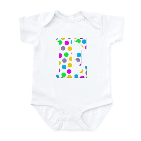 The Letter 'E' Infant Bodysuit