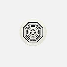 DHARMA Security Mini Button