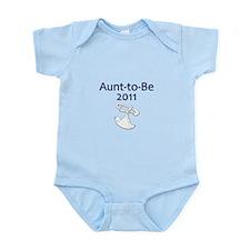 Aunt-to-Be 2011 Infant Bodysuit