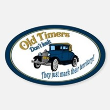 Old Timers Decal