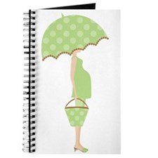 Stylish Mom-to-Be Journal