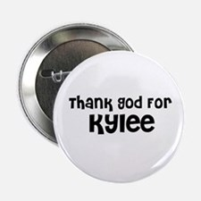 Thank God For Kylee Button