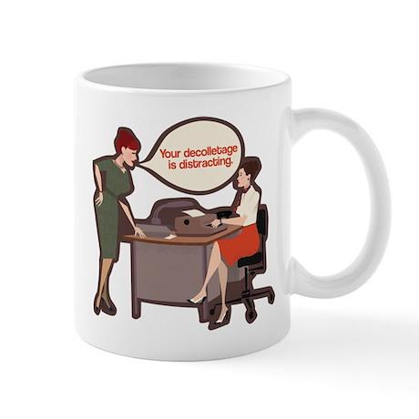 Joan Holloway Decolletage Mug