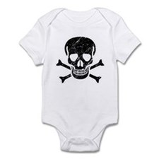 Unique Bone doctor skull Infant Bodysuit