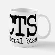 Facts have a liberal bias Mug