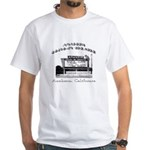 Anaheim Drive-In Theatre White T-Shirt