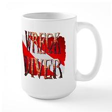 WRECK DIVER Mug