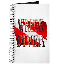 WRECK DIVER Journal