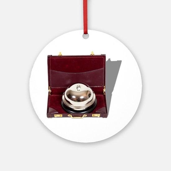Customer Service Ornament (Round)