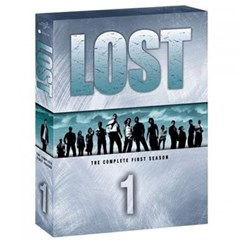 Lost: The Complete First Season Dvd